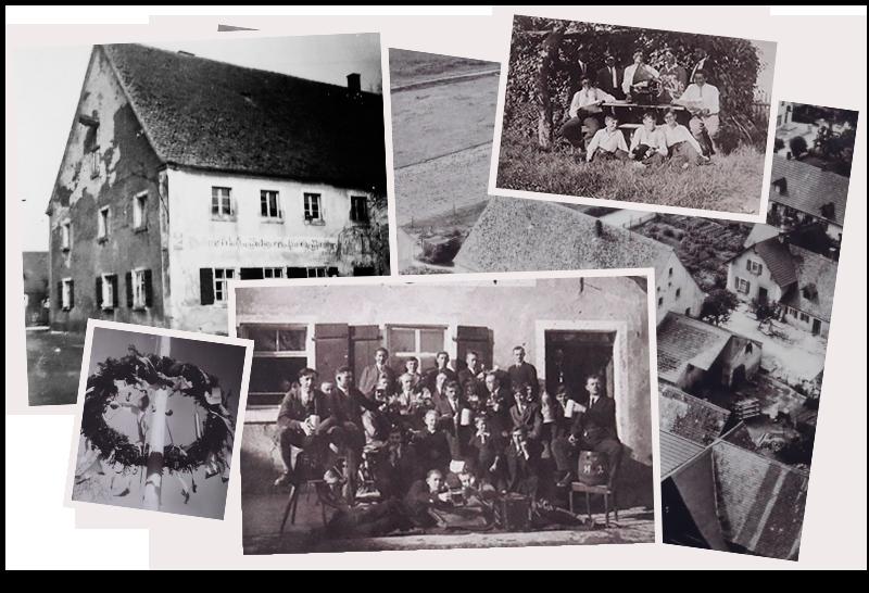 Über uns, Gasthof Zum Hirschen